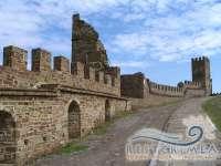 Судак, крепость