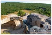 Южные ворота Эски-Кермен