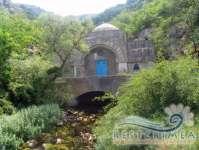 Источник на Аянском водохранилище