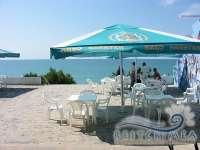 бар на пляжi