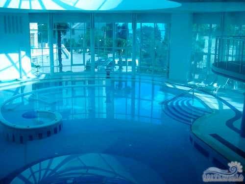 Санаторий Ай-Петри: бассейн