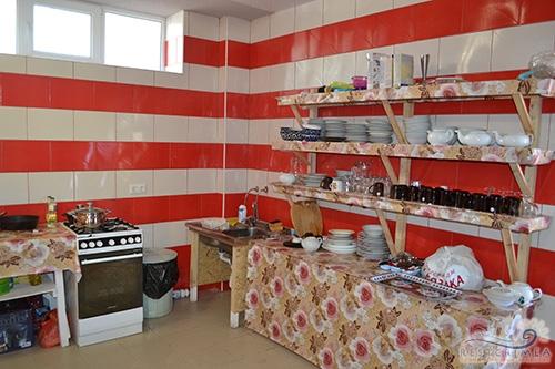 Кухня для приготовления пищи