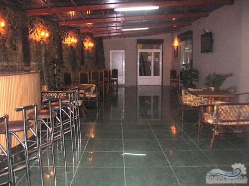 Гостиница Ассоль: кафе