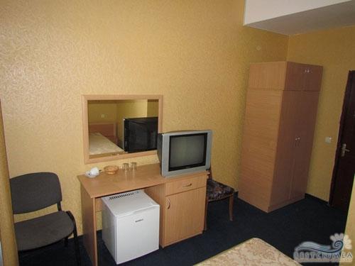 Гостиница Ассоль: стандартный номер корпус 7