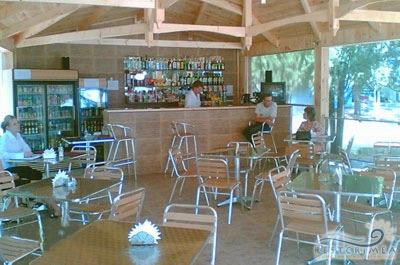 Оздоровительный комплекс Легенда: кафе