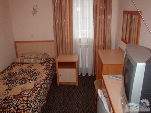 Pension Demerdzhi: sngl deluxe room