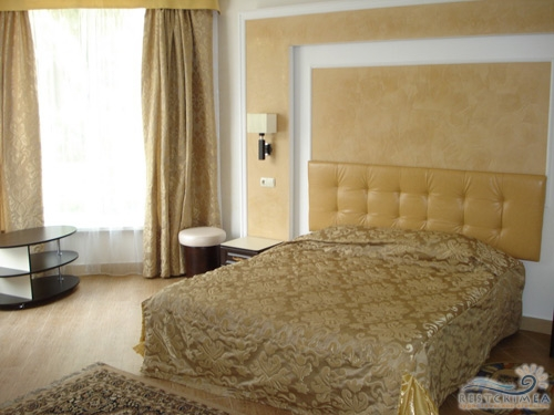 Pension Demerdzhi: luxury