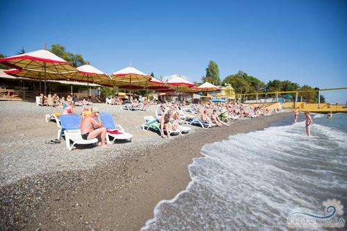 Pension Demerdzhi Beach