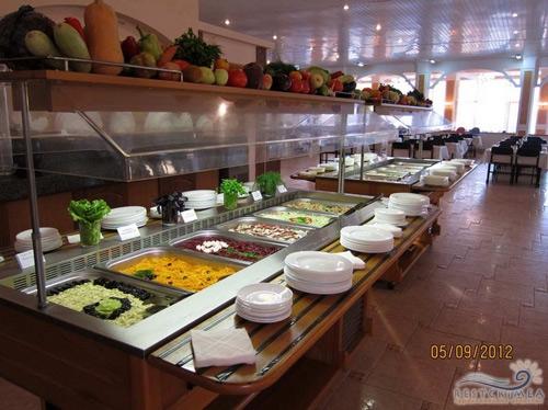 Pension Demerdzhi restaurant