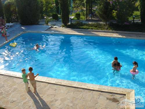 Hotel Edem pool