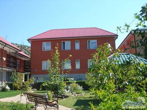 Hotel Edem: building 1