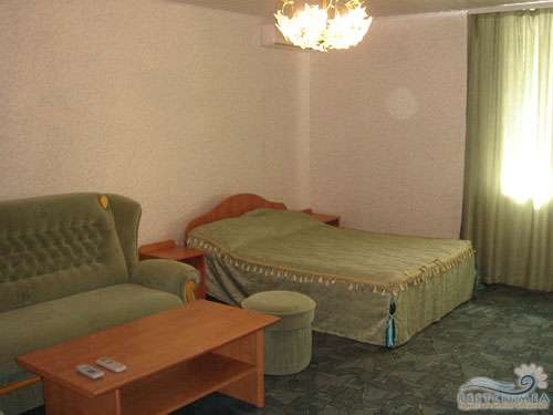 Hotel Edem: dbl+