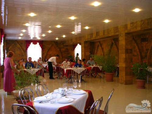 Pension Edem restaurant