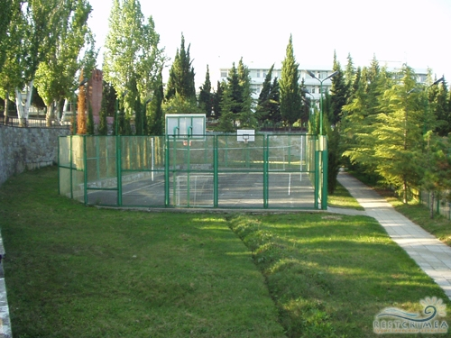 Pension Moscow: playground