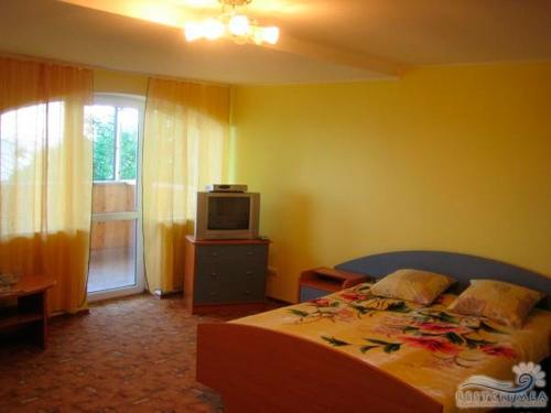 Пансионат Береговой: люкс 1-но комнатный, 2-х местный