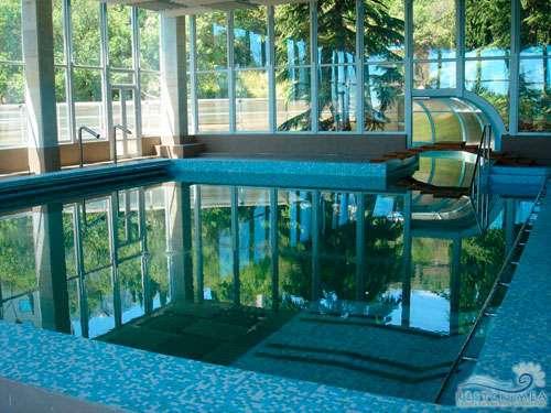 Санаторий Мисхор: бассейн