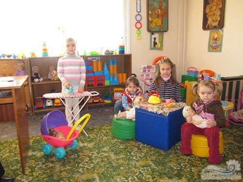 Санаторий Мисхор: детская комната