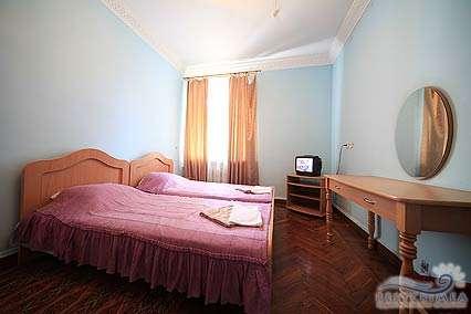 Санаторий Украина стандартный номер корпус 2
