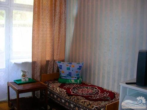 Санаторий Алушта: 2-х местный стандарт, корпус 5