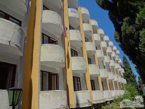 Санаторий Алушта: корпус 6,7