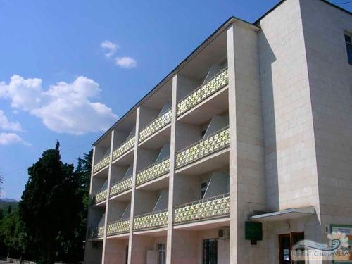 Санаторий Алушта: корпус 8