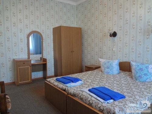 Alushtinsky Sanatorium: dbl, building 1