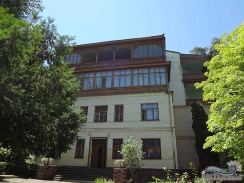 Alushtinsky Sanatorium: Building 4