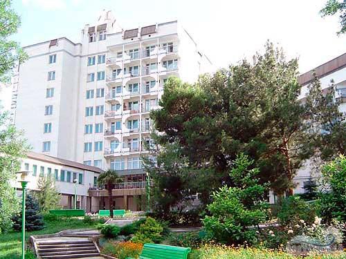Санаторий Черноморье, Ливадия
