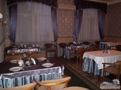Санаторій Орлине гніздо: ресторан