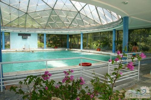 Санаторий Россия: бассейн