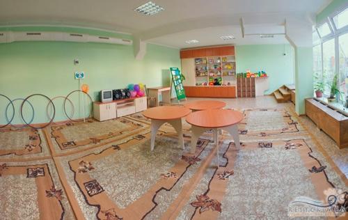 Sanatorium Slavutich: children's room