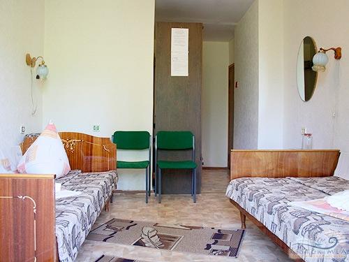 Санаторий Славутич: стандартный номер