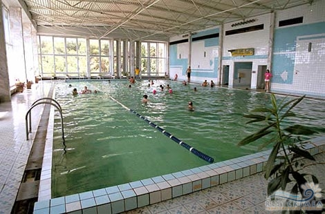 Санаторий Южный:  бассейн