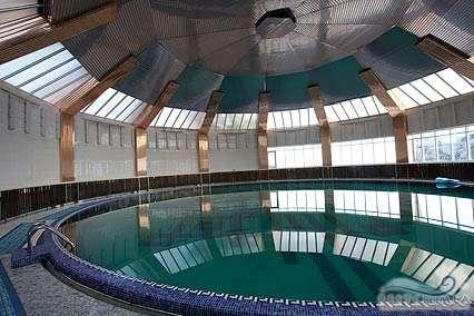 Санаторий Жемчужина: бассейн