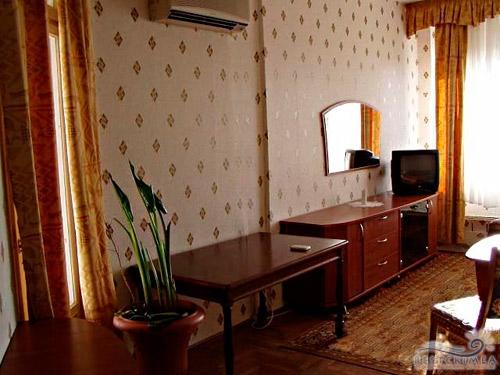Санаторий Зори Украины: люкс