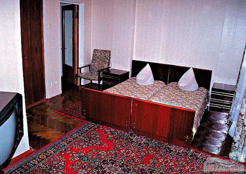 Санаторий Зори Украины: стандартный номер