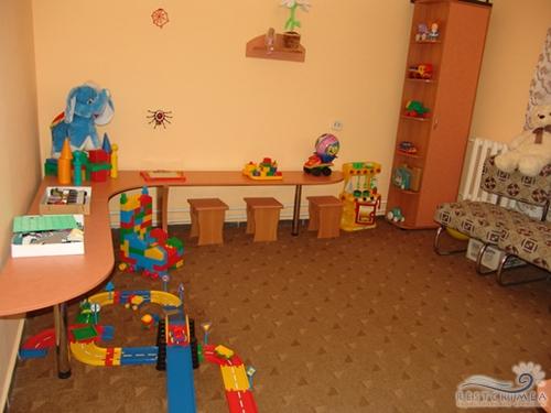 ТОСК Приморье. Детская комната