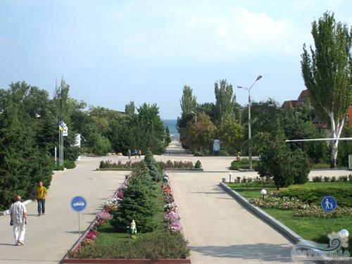ТОСК Приморье. Парк