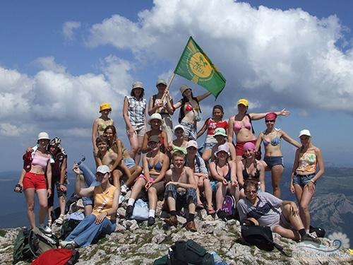 Лагерь активного крымского отдыха Вкус Лета
