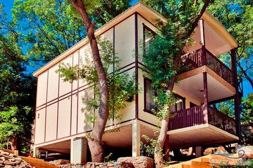 Отель Зеленый мыс, Алупка