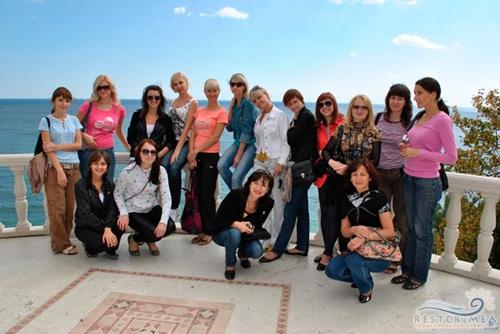 Крымская кругосветка 5 дней. Наши туристы