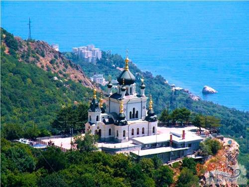 «Крымская кругосветка» 5 дней