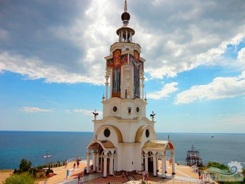 Крымская кругосветка 5 дней. Храм-маяк