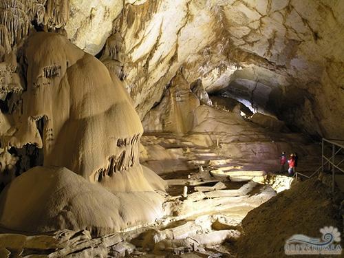 Юго-восточный тур Горы-Море. Мраморные пещеры