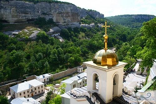 Западный тур Горы-Море. Успенский монастырь